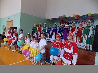Открытие Дома культуры в селе Верхний Уймон