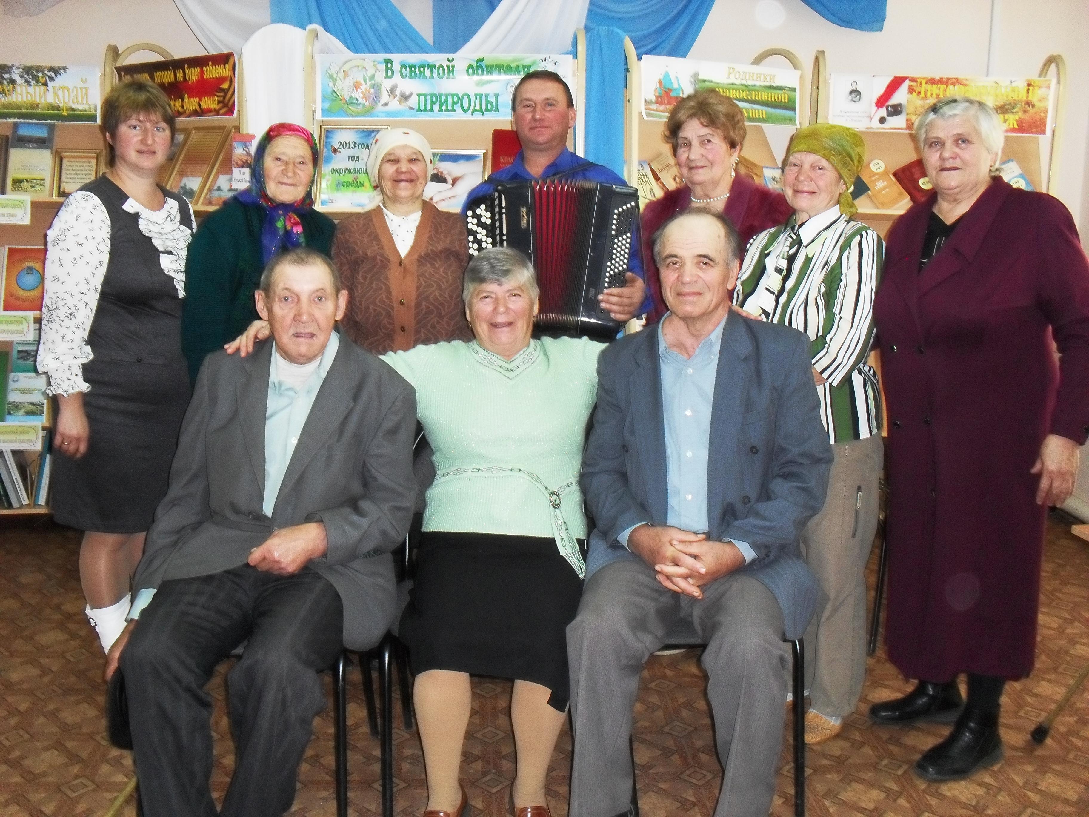 Русские старухи и внуки 7 фотография